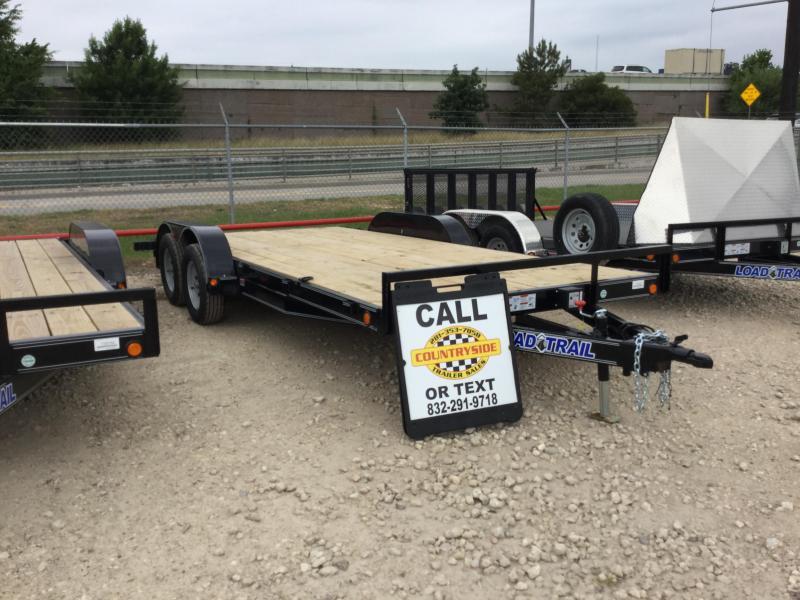 2017 Load Trail 18 X 83 CAR HAULER TRAILER Car / Racing Trailer