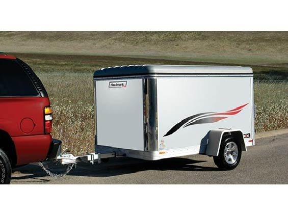2016 Haulmark FL5X8DS1 Enclosed Cargo Trailer