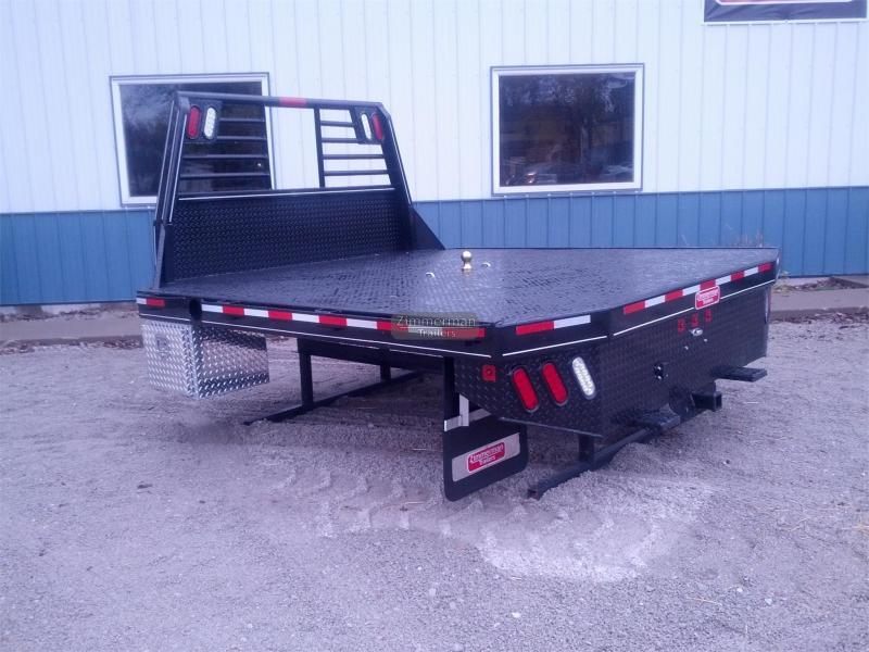 2017 Zimmerman 84x102 Truck Body