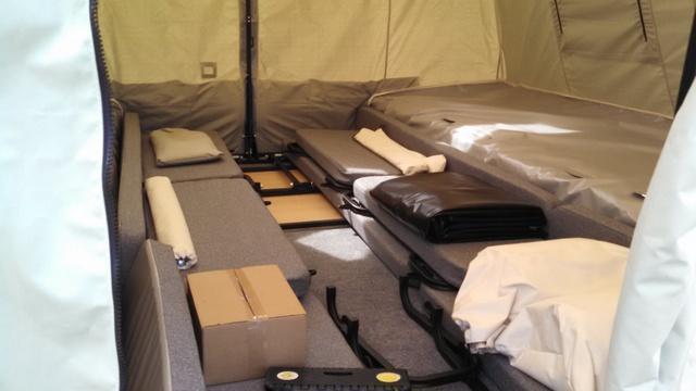 2016 Jumping Jack Jjt Midsize 6x12 W 12 Tent Popup Camper