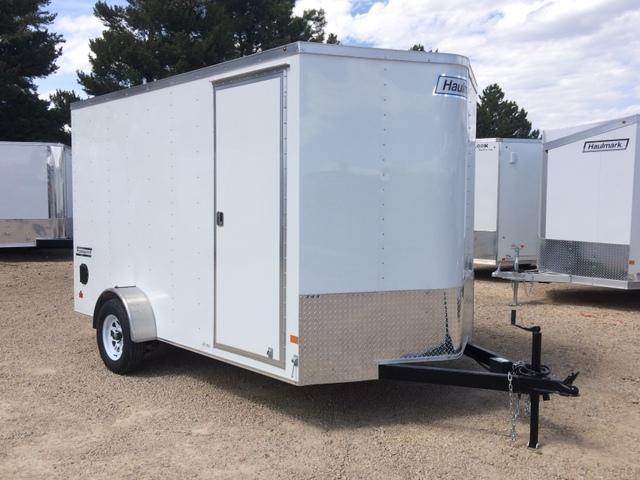 2017 Haulmark PASSPORT 7 X 12 RAMP DOOR Enclosed Cargo Trailer
