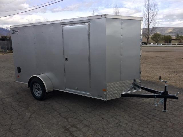 2017 Haulmark 3000 SERIES 6X12 Single axle Enclosed Trailer
