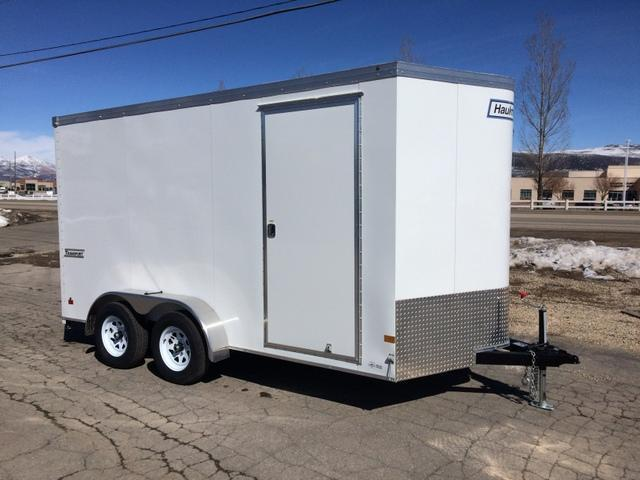 2017 HAULMARK TRANSPORT 7 X 14 RAMP DOOR