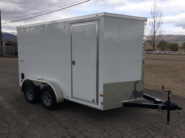 2017 Haulmark THRIFTY 7 X 12 Enclosed Cargo Trailer