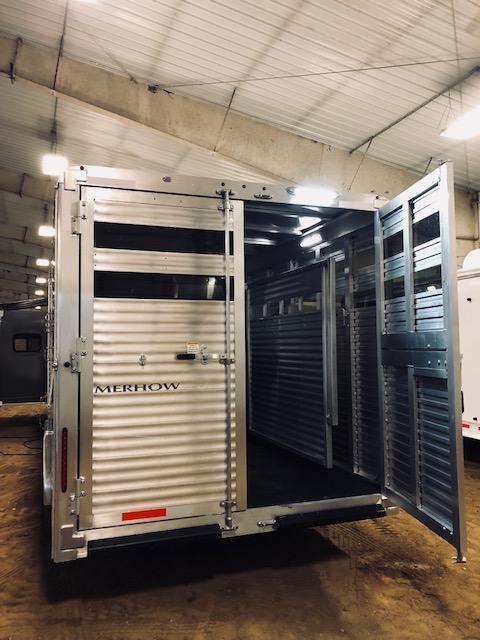 2018 Merhow 12'SW Stock/Combo