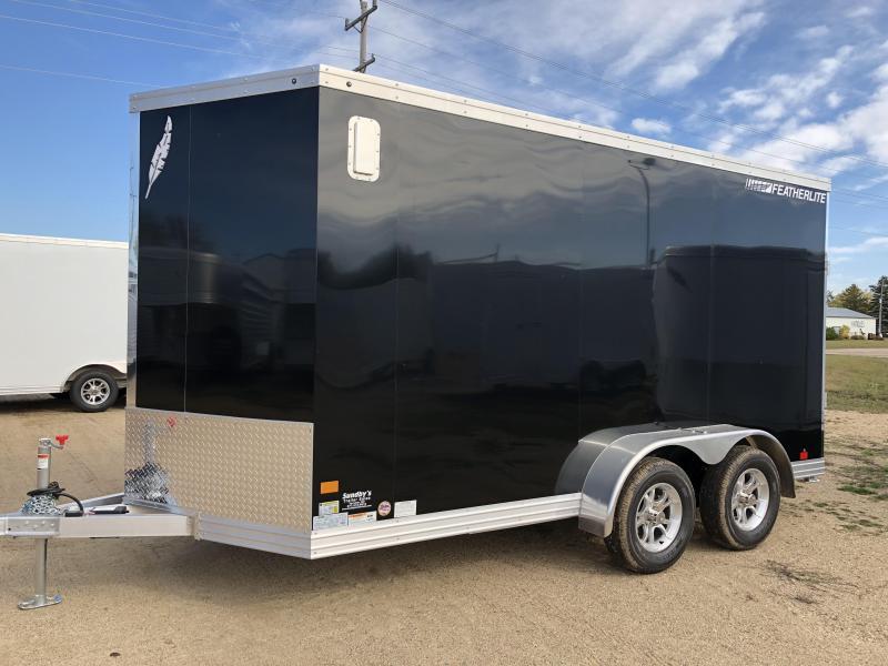2018 Featherlite 1620-14 Enclosed Cargo Trailer