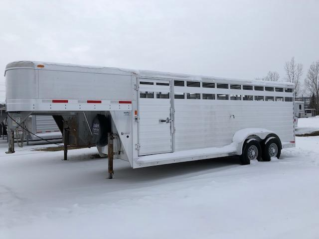 Used Trailers Sundbys Trailer Sales Livestock And