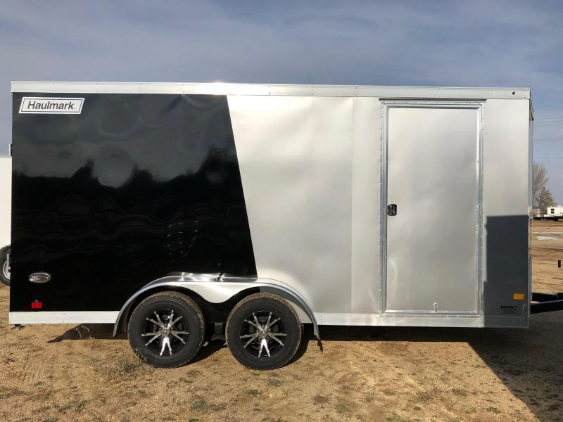 2017 Haulmark V7000 16' Enclosed Cargo Trailer