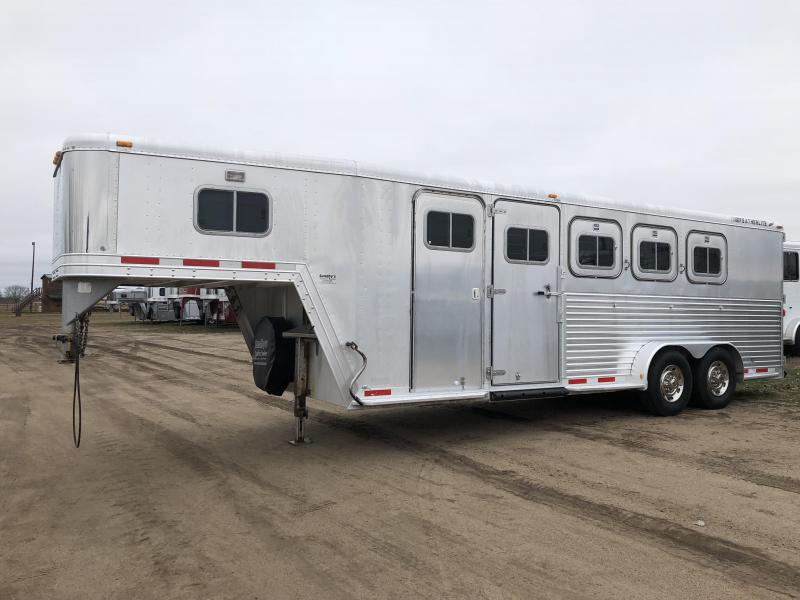 1997 Featherlite 8546 Horse Trailer