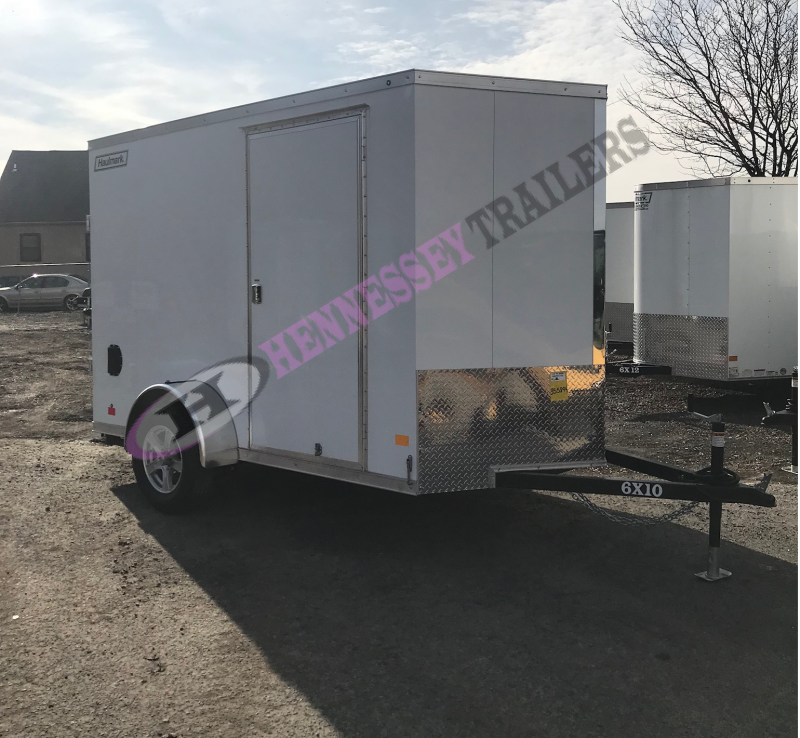 2018 Haulmark HMVG610S Enclosed Cargo Trailer