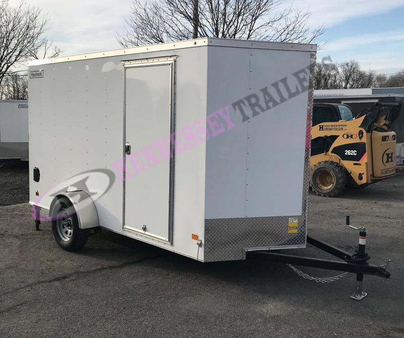 2018 Haulmark HMVG612S Enclosed Cargo Trailer