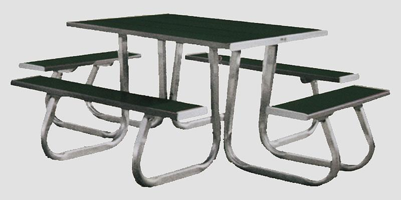 X PICNIC TABLE GREEN At The Beach RV LLC NEW USED - Picnic table trailer