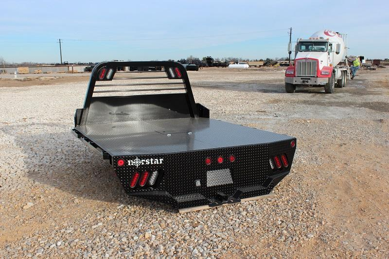 2017 Norstar RUB RAIL FLAT DECK Truck Bed