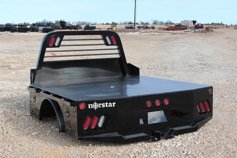 2017 Norstar SKIRTED FLAT DECK Truck Bed
