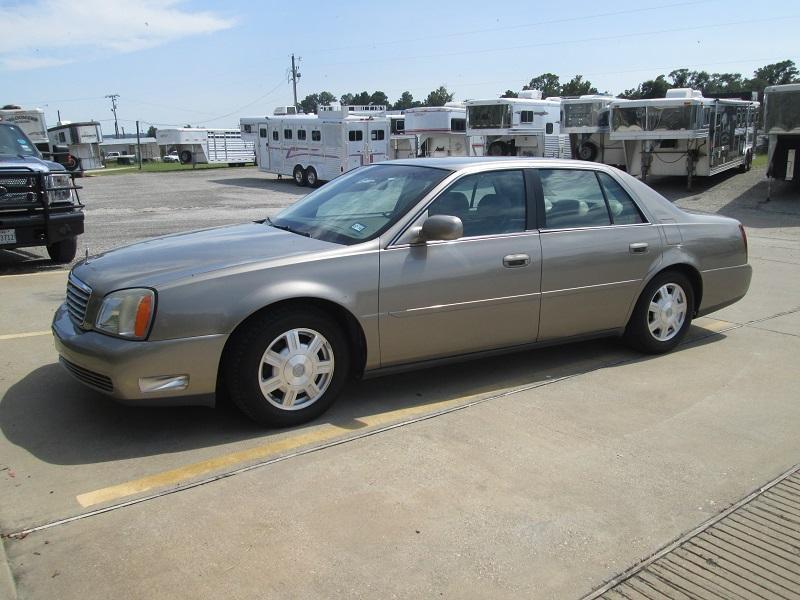 2003 Cadillac DEVILLE - EXCELLENT CONDITION Car