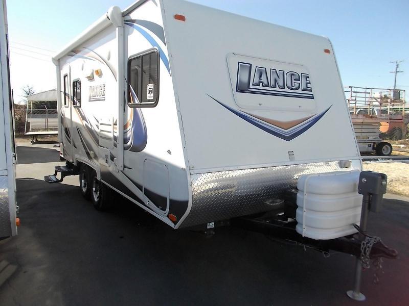 2010 Lance 1685 Travel Trailer