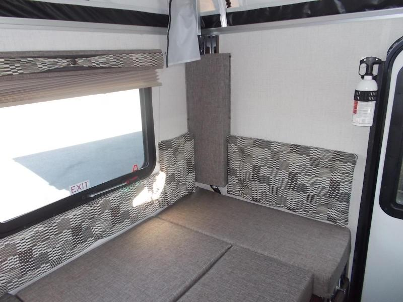 2018 Palomino 550/5.5 Truck Camper