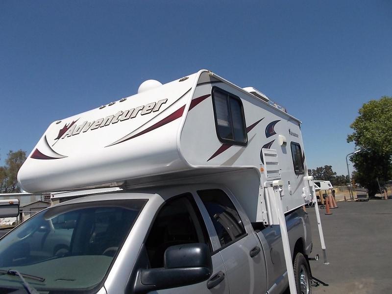 2014 Adventure Manufacturing 80SK Truck  Camper/Long or Short Bed Trucks