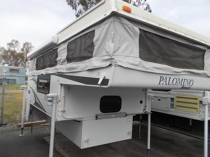 2012 Palomino 1500 Truck Camper/LONGBED