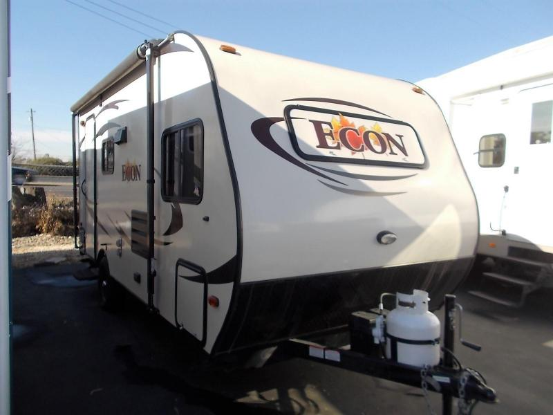 2016 Pacific Coachworks ECON 14 RBS Travel Trailer/Used