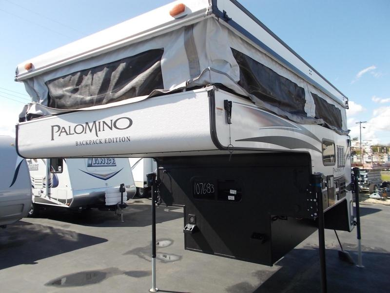 2017 Palomino 1251 Truck Camper/Shortbed