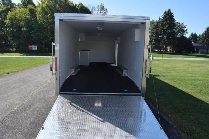 2017 28' Vintage Outlaw Trailer with Options