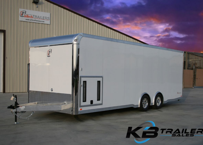 2018 inTech Trailers ICON 24 All Aluminum