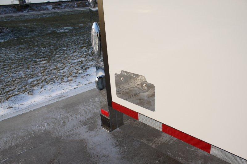 2016 inTech Trailers Icon 34 Custom Car / Racing Trailer