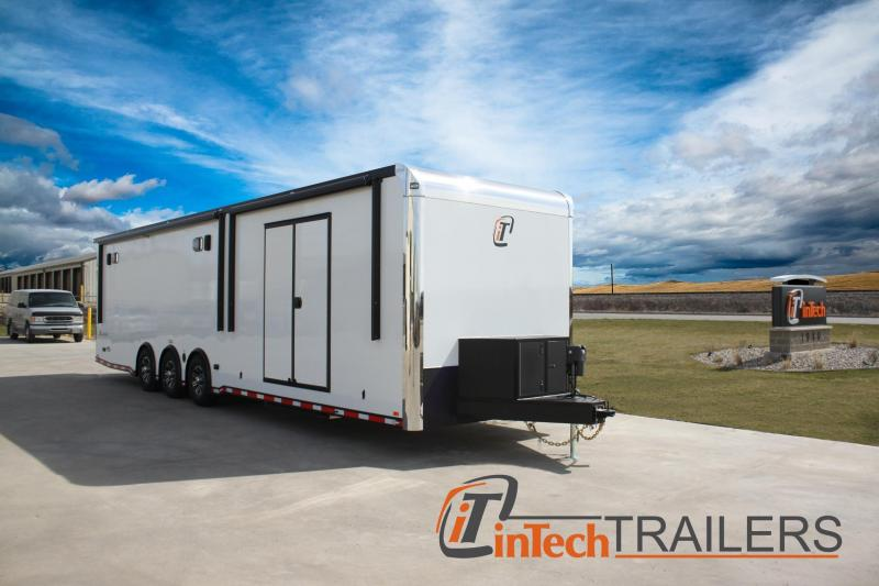 2016 inTech Trailer 34' inTech Loaded to the Max