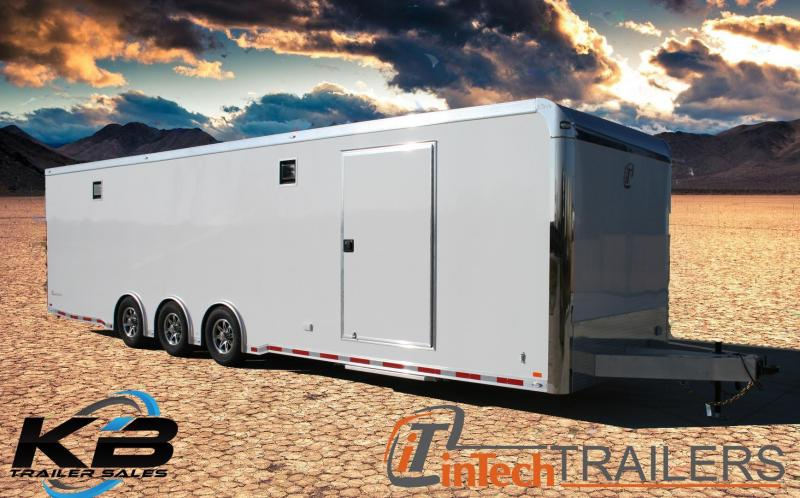 2017 32' inTech Aluminum Trailer w/ICON Package