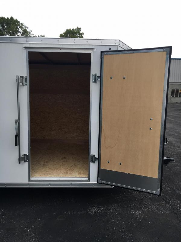 2017  7'x16' Cross Trailers Enclosed Trailer auto landscape utility
