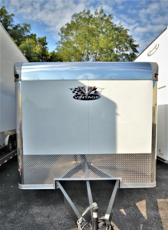 2016 Vintage Trailers Outlaw 32' With Generator Car / Racing Trailer