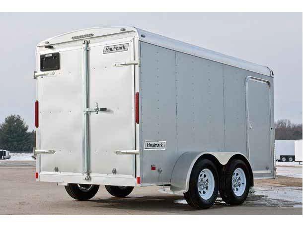 2016 Haulmark GC6X12DT2 Enclosed Cargo Trailer