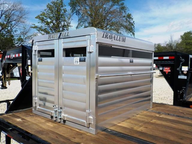 2017 Travalum by Liberty HAULZ-ALL AL MHZ 62-4844 Livestock Truck Box