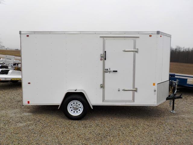 2018 Interstate IFC 612 SAFS Enclosed Cargo Trailer