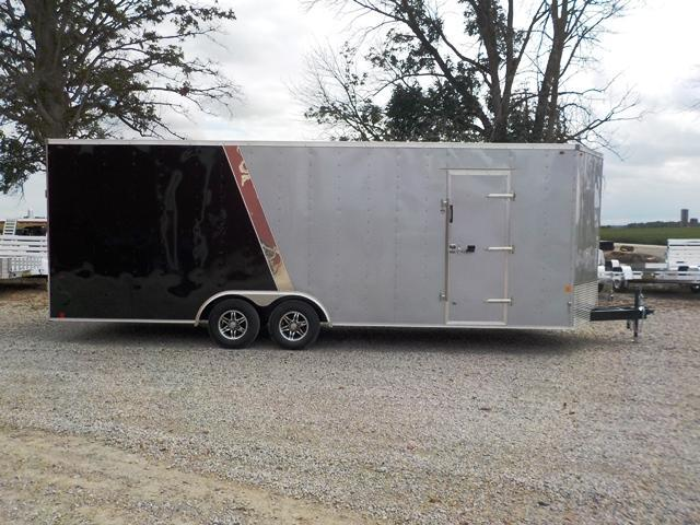 2018 Interstate IFC 824 TA3XLT Enclosed Cargo Trailer