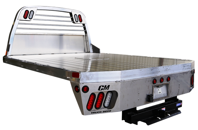 2017 CM AL RD 102/97/56 OR 58/42 Truck Bed