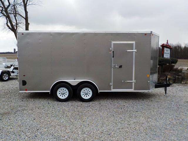 2018 Interstate IFC 716 TA2 Enclosed Cargo Trailer