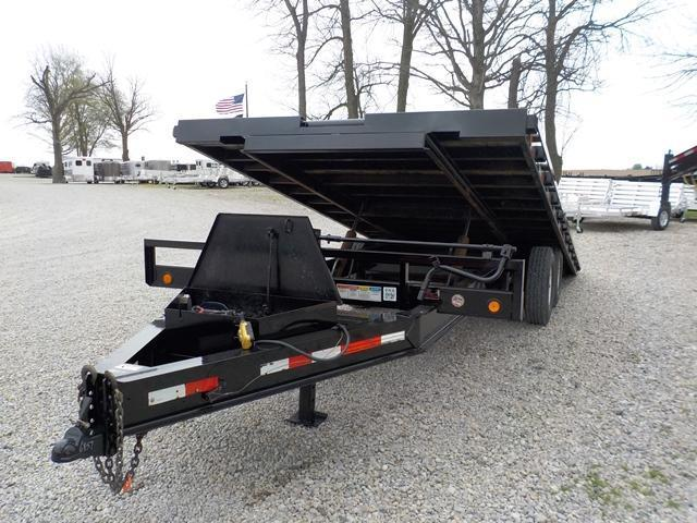 ... Equipment Trailer | Dump, flatbed and cargo trailers in Versailles OH