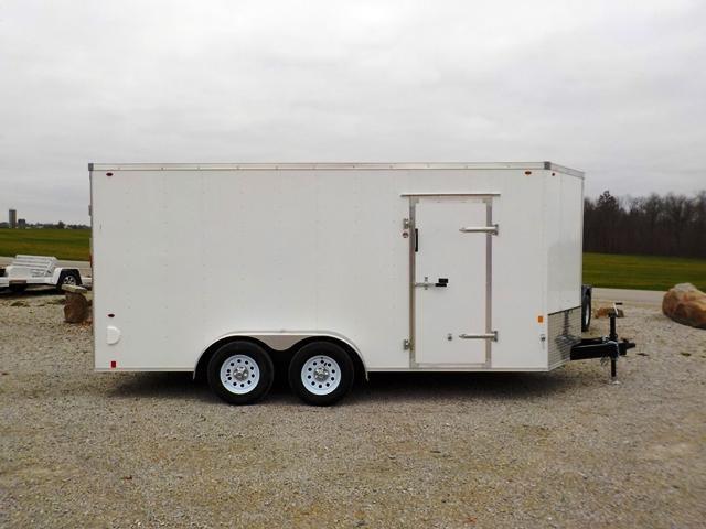 2017 Interstate SFC 716 TA2 Enclosed Cargo Trailer