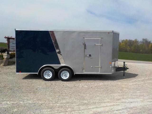 2017 Interstate IFC 716 TA2 Enclosed Cargo Trailer