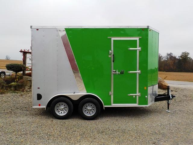 2018 Interstate IFC 712 TA2 Enclosed Cargo Trailer