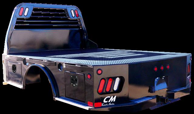 2017 CM SK 94 / 94'' / 60'' / 34'' Truck Bed / Equipment