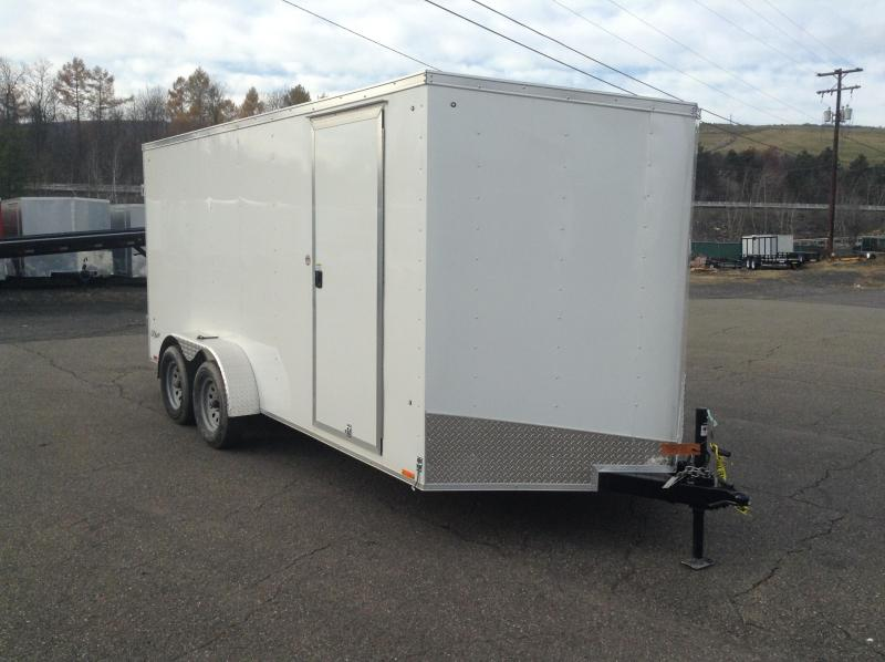 2018 Pace American OB 7X16 6 EXTRA HEIGHT Enclosed Cargo Trailer