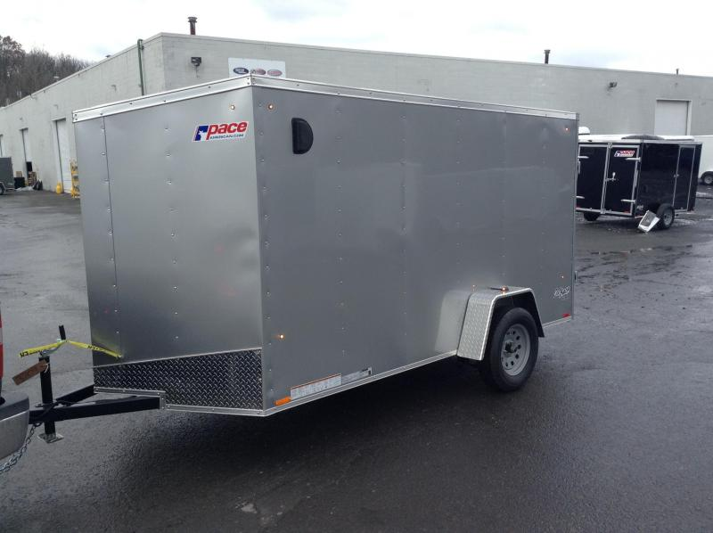 2018 Pace American OB 6X12 Enclosed Cargo Trailer