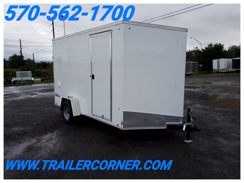2019 Cargo Express EX 7X12 UTV HEIGHT Enclosed Cargo Trailer