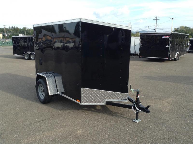 2018 Pace American OB 5X8 RAMP DOOR Enclosed Cargo Trailer