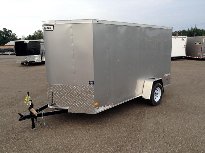 2018 Haulmark PPT 6X12 RAMP Enclosed Cargo Trailer