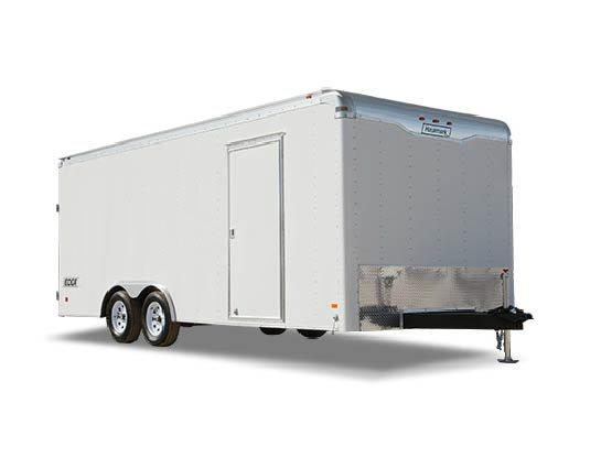 2017 Haulmark EGC85X24WT3 Car / Racing Trailer