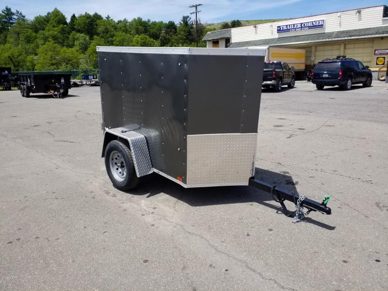 2020 Cargo Express XLW 4X6 Enclosed Cargo Trailer